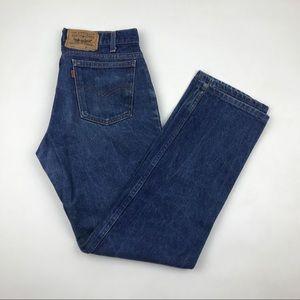 Vintage Levi's 506 High Waist wedgie fit Jeans